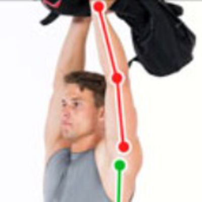 Sandbag Shoulder Lift