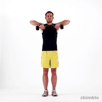 Rutina para la parte superior del cuerpo