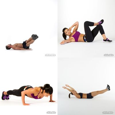 Road To 50 Workouts
