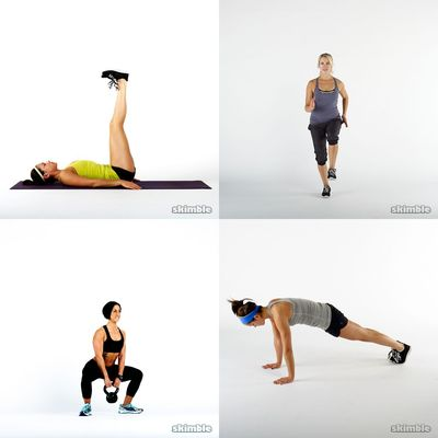 21 Day Fix Exercises