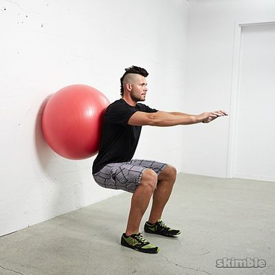 Workout ball