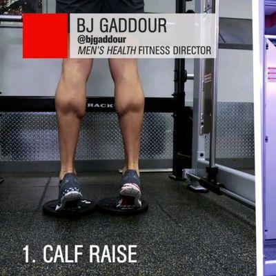 Calf Raise