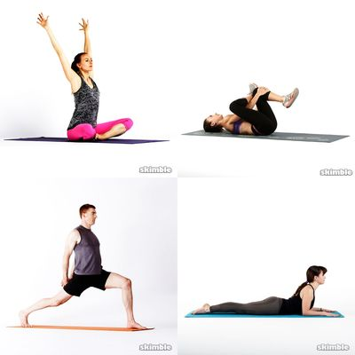 Yoga/Stretch