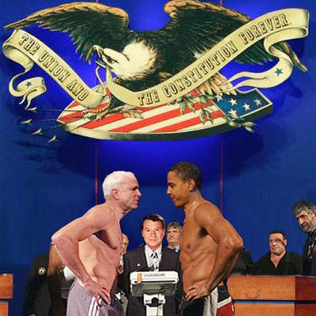 Obama Presidents Day Fitness Fun