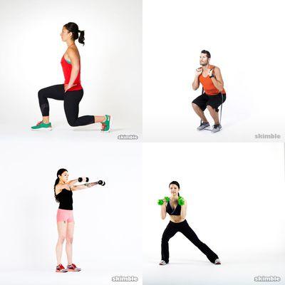 Full Body - Gym