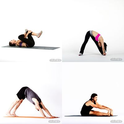 Stretching / yoga