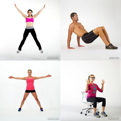 At Work Exercise