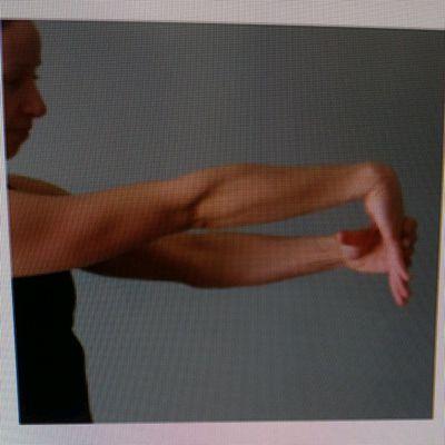 Flexor Forearm Stretch