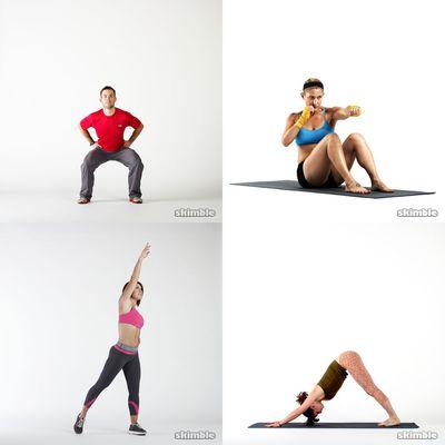 3 beginners yoga
