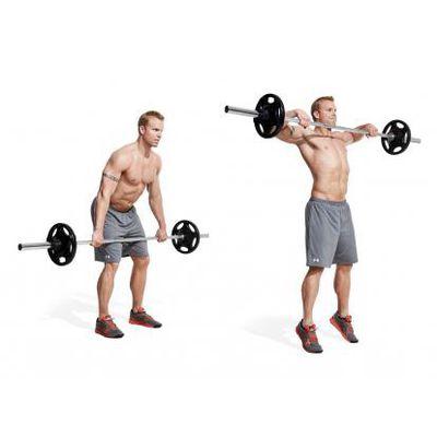 Build-A-Beast Wednesday (Shoulder/trap) Mass