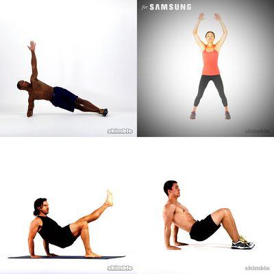 workouts full body