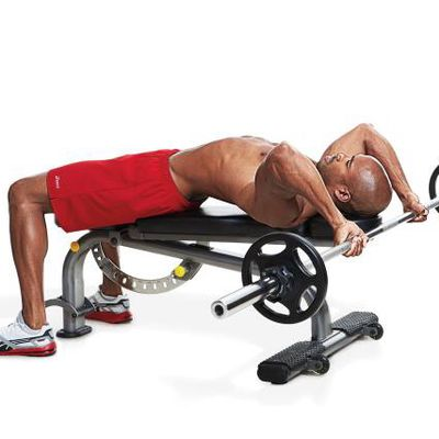 Pullover/tricep Extension