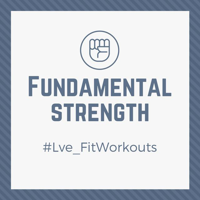 Fundamental Workout 2