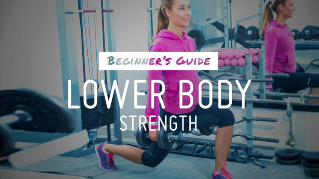 Beginner's Guide: Lower Body Strength