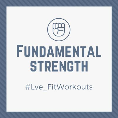 Fundamental Workout 3
