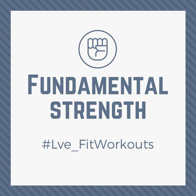 Fundamental Workout 3