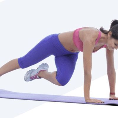 Crossbody Mountain Climbers