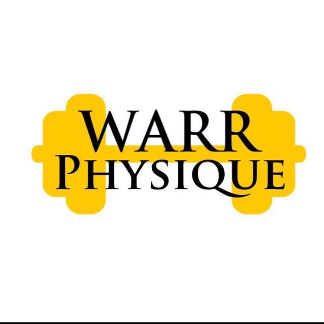 WARR PHYSIQUE - Started From The Bottom