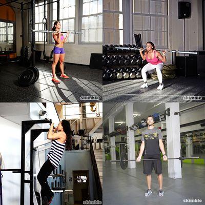 Special/gym equipment