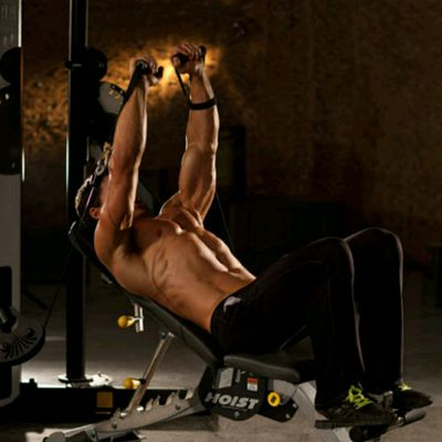 Incline Cable Chest Press