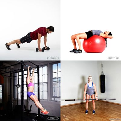 Mikey's Gym Circuits