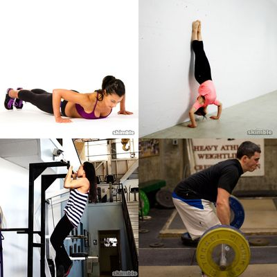 Mikey's CrossFit Favorites