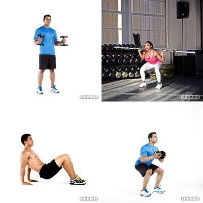 Taz Workouts