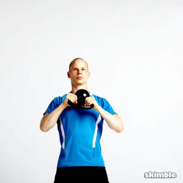 How to do: Kettlebell Around the World - Step 5