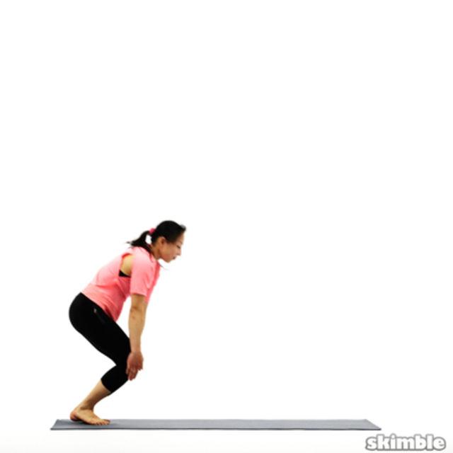 How to do: Back Handsprings - Step 6