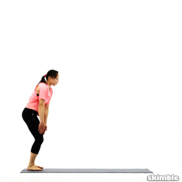 How to do: Back Handsprings - Step 7