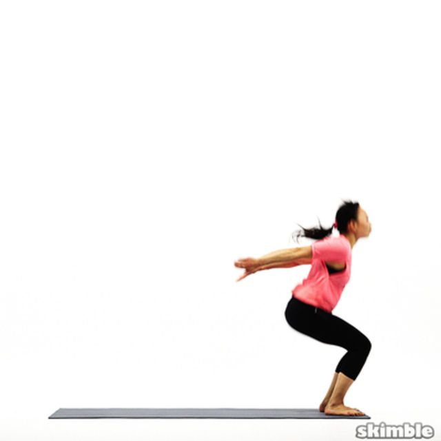How to do: Back Handsprings - Step 2