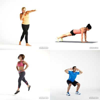 daily exercise routines
