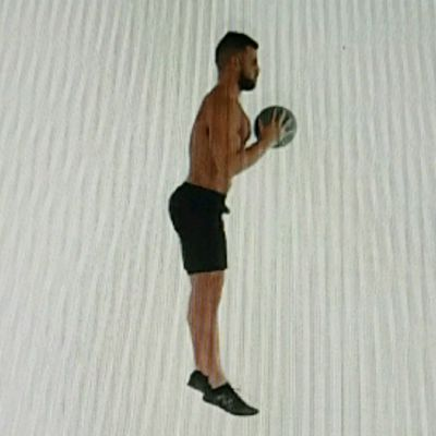Weighted Isodynamic Squat Jump