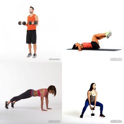 Diane Workouts