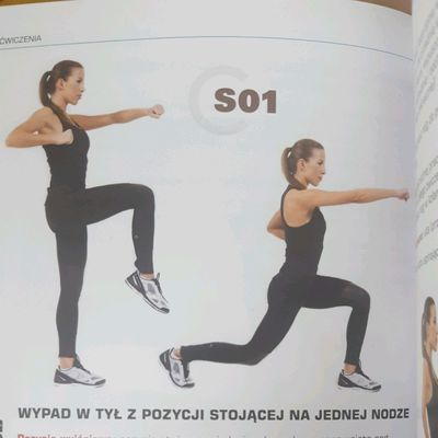 Lunge Back And Punch