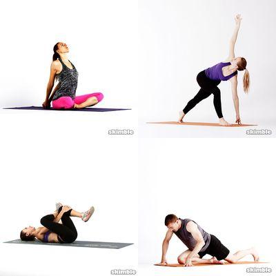 Stretch / Cool Down