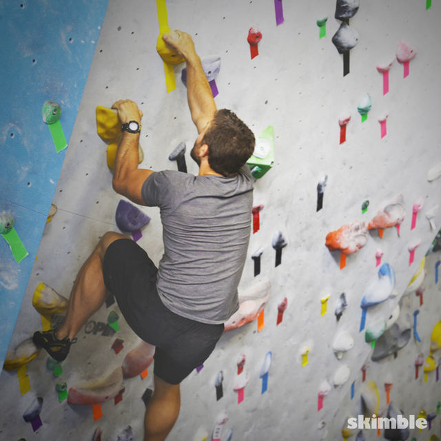 Spanish Bouldering Workout