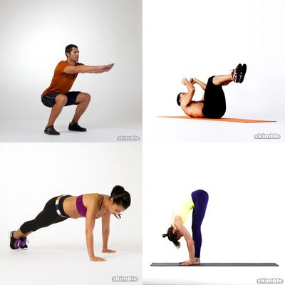 Workouts to do everyday