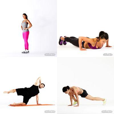 My Muscle Building program