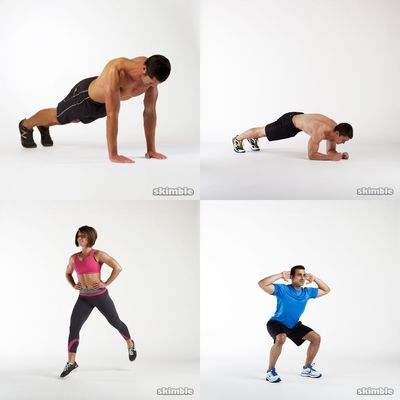 30min Bodyweight