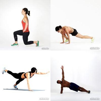 All Body Workouts