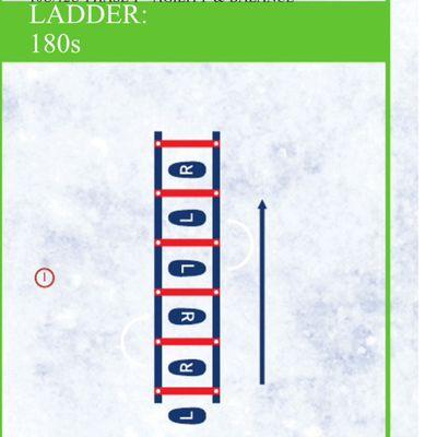Ladder 180's