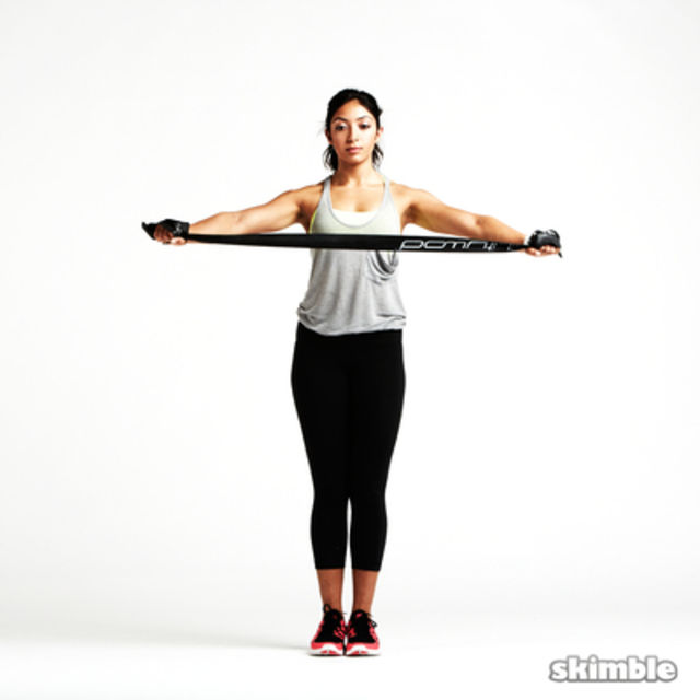 Upper Body Band Workout