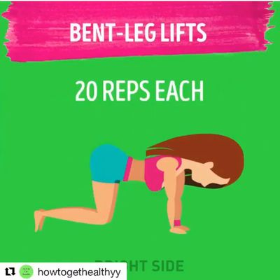 Bent- Leg Lifts
