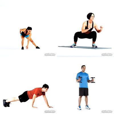 Softball Workouts
