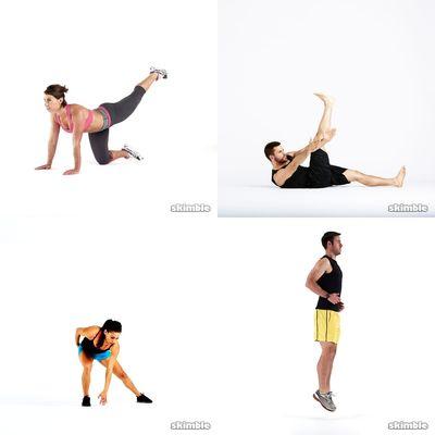 Victoria Secret Body Workout