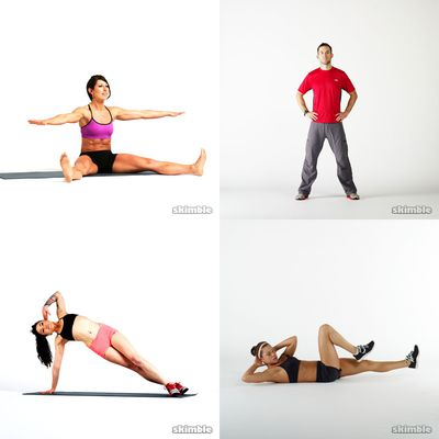 Fitness, pilates, endurance