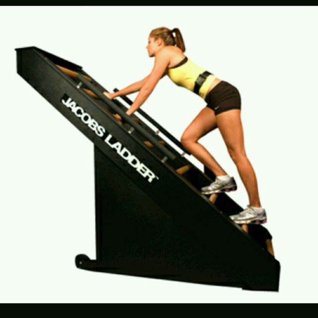 How to do: Jacobs Ladder - Step 1