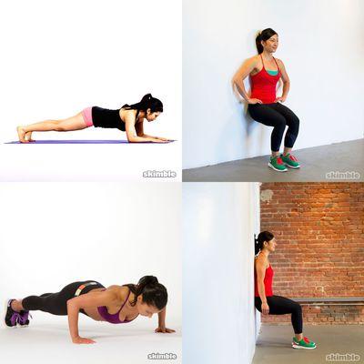 workouts 1