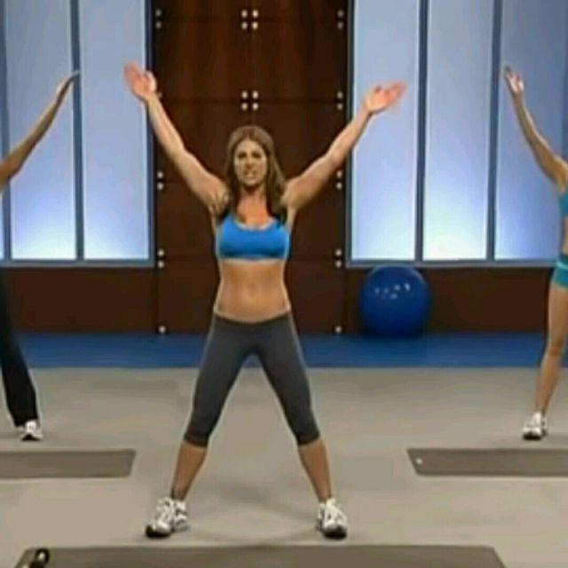 Aerobic Full Body Workout